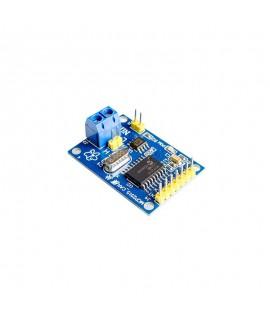ماژول مبدل CAN به SPI با تراشه  MCP2515