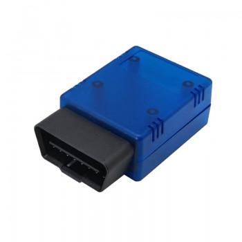 باکس پلاستیکی دستگاه OBD2 خودرو با رابط اتصال 16pin