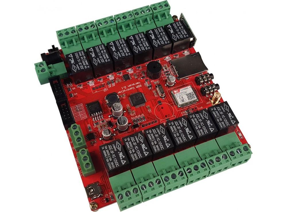 دستگاه کاربردی صنعتی SMS کنترلر حرفه ای