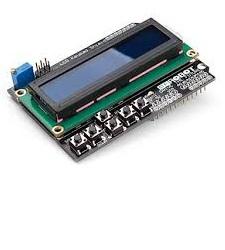 شیلد LCD کاراکتری 1602 آردوینو