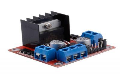 Arduino L298 Shield