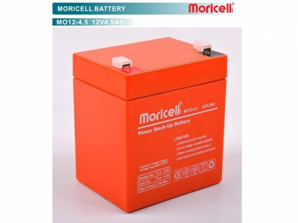باتری خشک 12 ولت 4.5 آمپر ساعت
