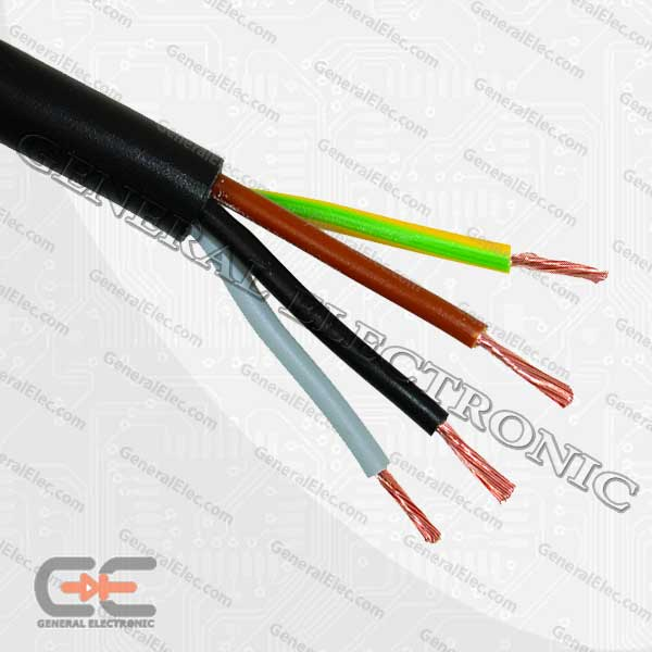 CABLE 4X2.5