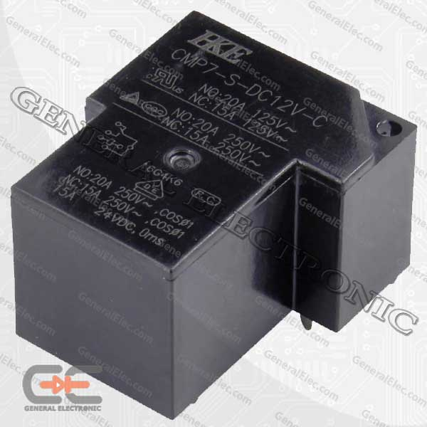 CMP7-S-DC12V-C
