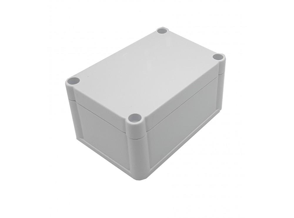 جعبه برد پلاستیکی سفید مدل BWP سایز 102x70x52mm