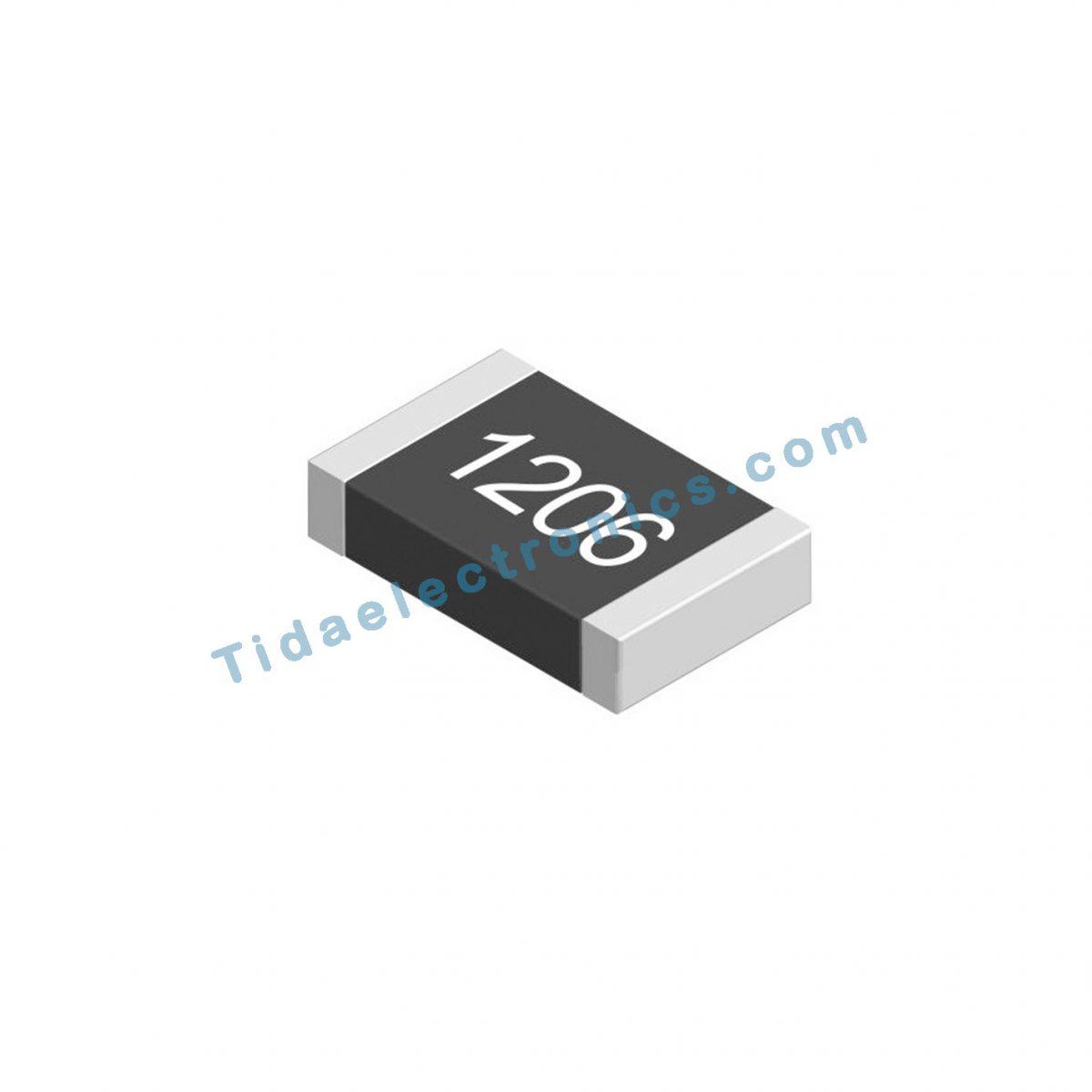 مقاومت 4.7K اهم SMD 1206